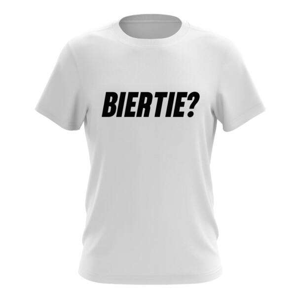 BIERTIE? T-SHIRT