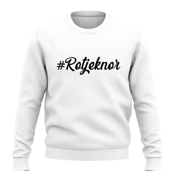 #ROTJEKNOR SWEATER