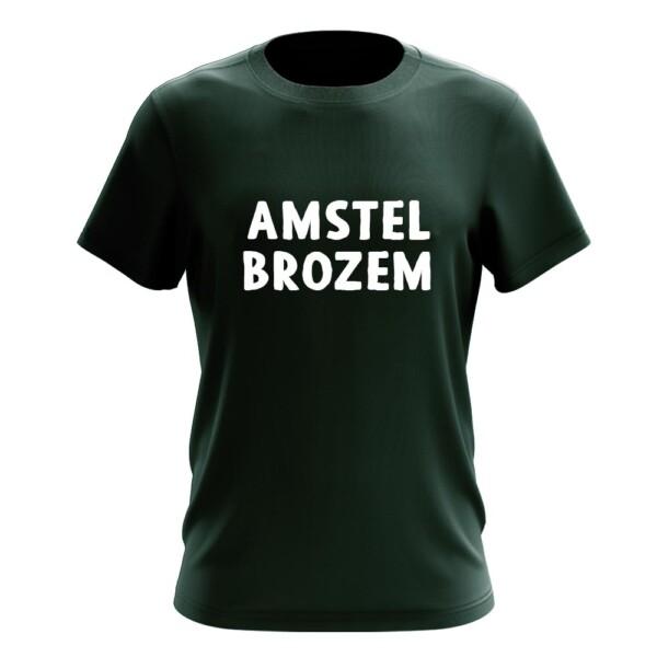 AMSTEL BROZEM T-SHIRT
