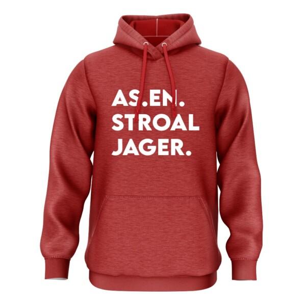 AS.EN.STROAL JAGER. HOODIE