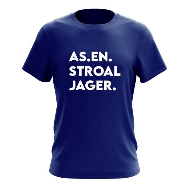 AS.EN.STROAL JAGER. T-SHIRT