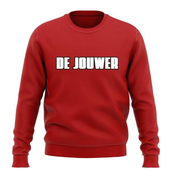 DE JOUWER SWEATER