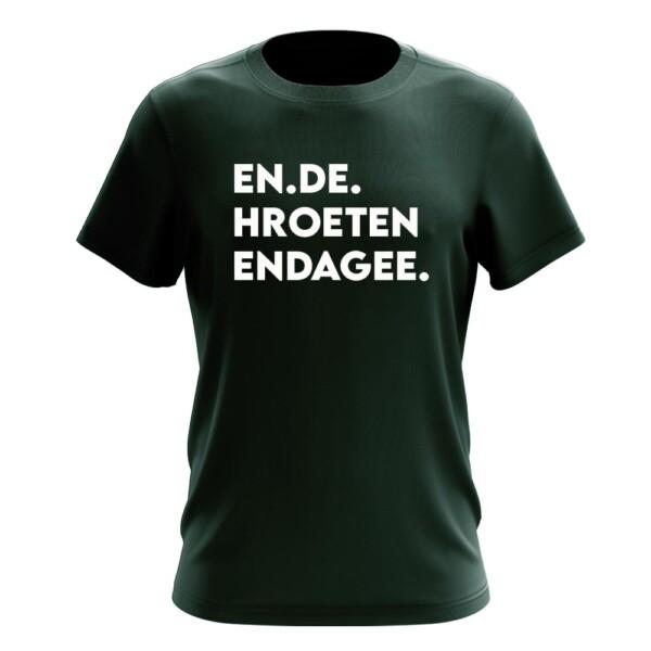 EN DE HROETEN ENDAGEE T-SHIRT