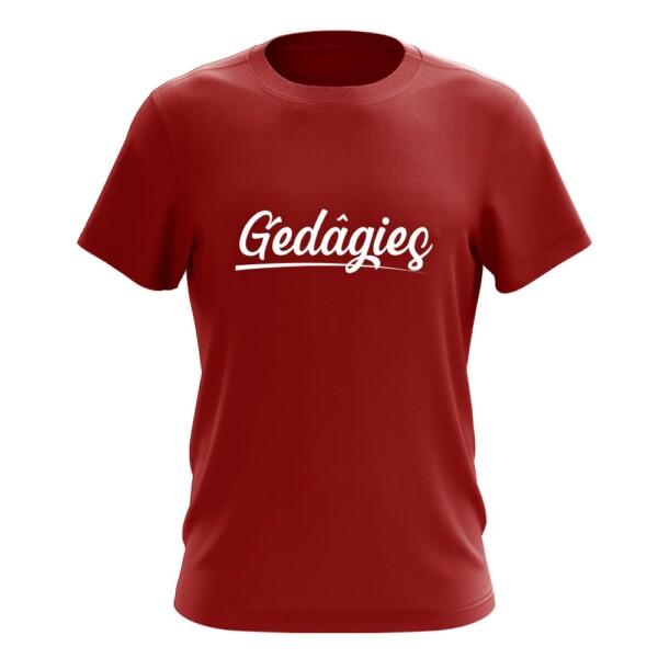 GEDAGIES T-SHIRT