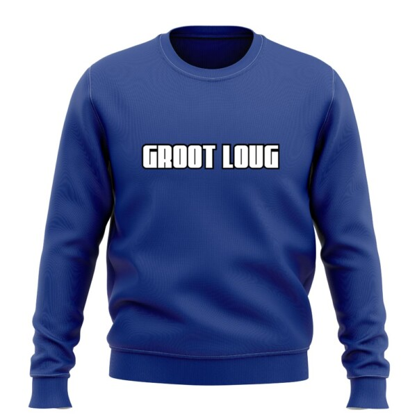 GROOT LOUG SWEATER
