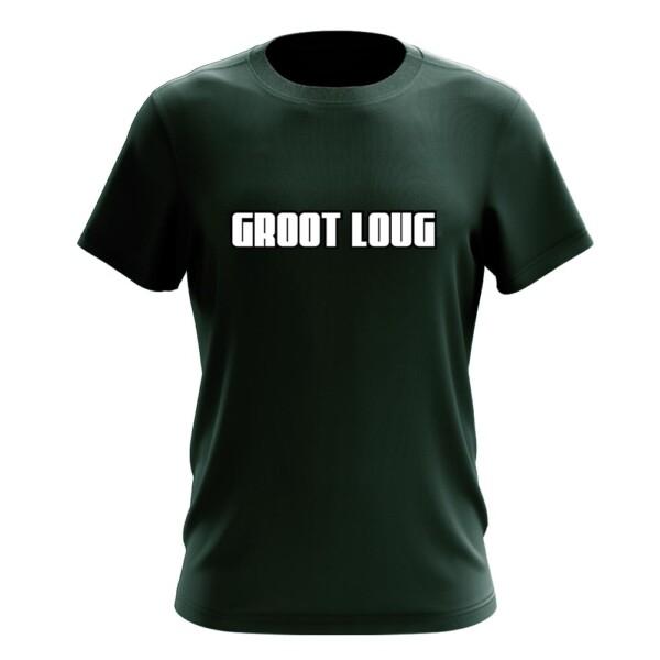 GROOT LOUG T-SHIRT