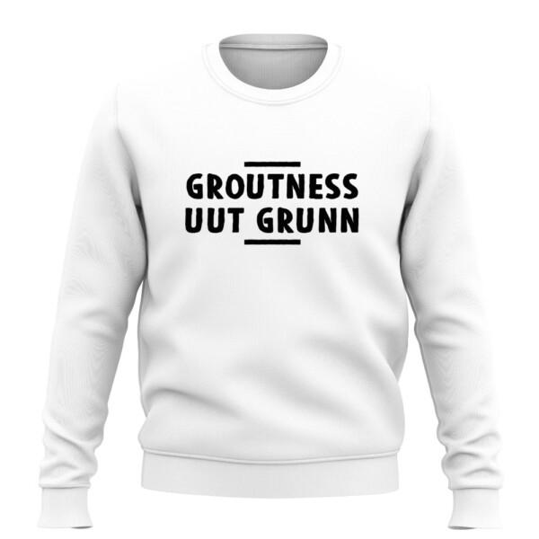 GROUTNESS UUT GRUNN SWEATER